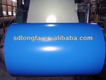 PPGI construction color coated steel coil in roll steel plates steel trading