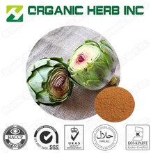 100% Pure natural Artichoke extract/Artichoke extract powder/fresh artichoke