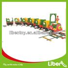 Electric Amusement kids train indoor kids amusement cars for sale LE.EL.102
