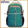fashion sky blue 14 inch case school backpack bag