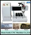 Desktop 3030 cnc macchina per incisione in metallo/acrilico/legno economica di cnc router