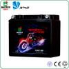 sealed lead acid battery for jianshe motorcycle atv 250cc
