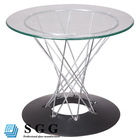 High quality recycled glass tables (round,oval,square,rectangle)