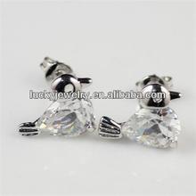 earrings bird earrings