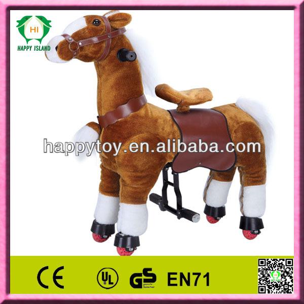 Pferd Reiten Spielzeug Laufen Pferd Spielzeug