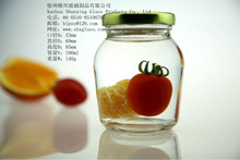 Factory supply high quality pure clear 5 gallon glass jar wholesale