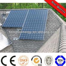 1KW 2KW 3KW on/off grid solar panel system solar panel solar power system