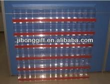 Acrylic e liquid juice bottles display case ego e cig stand shelf holder display rack for e-cigarette eliquid or e-juice essenti