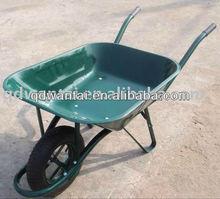 Común agricultura herramientas carretilla de rueda WB6400 nombres herramientas agrícolas