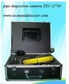 Excelente qualidade pipeline inspeção câmera de vídeo, tubo de equipamentos de detecção tec-z710