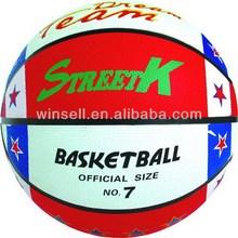 Best-selling bottom price basket ball set