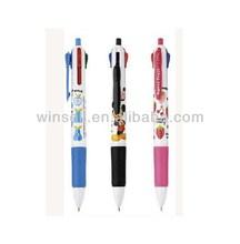 Best modern finger shape plastic ballpoint pen