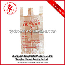 testing strength plastic bags
