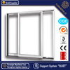 Innovative aluminum alloy balcony double sliding screen doors