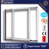 Innovative aluminum alloy balcony double sliding screen doors