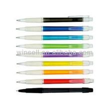 Best bottom price plastic gel ball pen