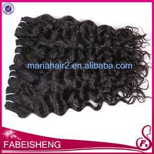 Raw unprocessed wholesale brazilian remy italian body wave hair