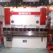 Aluminum Sheet Bend Machine, Small Metal Folding Machine, CE Approved