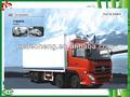 Caminhão refrigerado/chiller van/freezer veículo/logística/transitários serviços de aluguer emirados árabes unidos