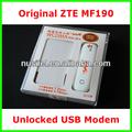 Original unlock zte mf190 hsdpa driver do modem usb