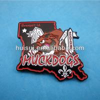 2014 High quality promotional metal jaguar badge