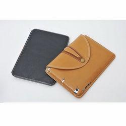 Tablet luxury retro style leather case for iPad mini