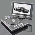 Dvd player portátil com sintonizador de tv e rádio leitor de dvd portátil com sintonizador de tv digital portátil cassete cd dvd player