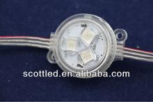 Waterproof led pixel module 12v ws2811 pixel led module