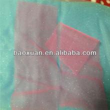 Transparente tela de compensación/espumoso de tul de tela