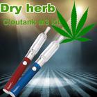 NEW Chrome Empire cloutank m3 kit vaporizer manufacturers dry herb burner or wax burner electronic cigarette