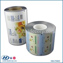 food grade laminated film rolls