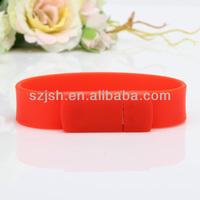 bracelet usb wristband usb flash memory stick cheap wholesale 8gb 16gb gift usb drives