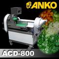 anko elétrica industrial de frutas e vegetais máquina de corte