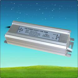 100w led transformer,100w led waterproof power supply,100w waterproof led driver
