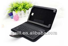 For Samsung Galaxy Note 8 N5100 N5110 Removable Bluetooth Keyboard