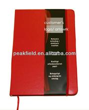 A5 lined PU Note Book