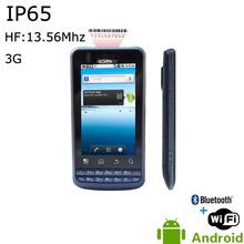 Rfid Gprs Wifi High Quality Handheld RFID Reader RF scanner
