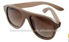 natural wooden sunglasses, brand name fashion model, hot sale ga145