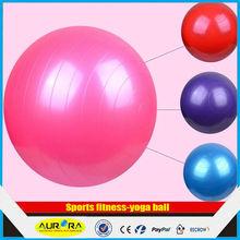Factory price eco friendly swiss ball anti burst gym ball yoga ball