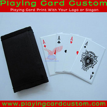 Custom Magic Plastic Playing Cards