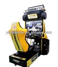 race car arcade machine