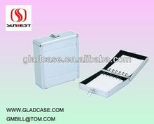 SB24CDAL aluminum cd case
