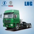 gnl shacman camión tractor