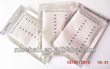 Professional makeup tool lint free eyelash under eye pads/patches for eyelash extension