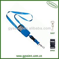 heat transfer printed casual lanyard usb memory