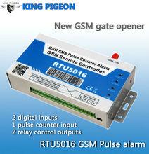 Gsm SMS eléctrica contador de pulso RTU5016