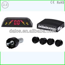 6 sensors parking lot ultrasonic sensor