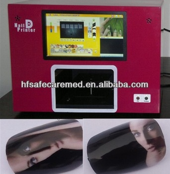 Digital Nail Art Printer Photo Printer