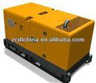 20kw diesel generator with 8 hour base fuel tank