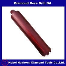 "62mm 1-1/4"" UNC vacuum brazed wet diamond core drill bit diamond hole saw diamond glass tools"